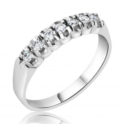 טבעת יהלומים מעוצבת RDR017