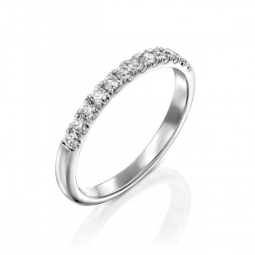 טבעת יהלומים מעוצבת RDR036