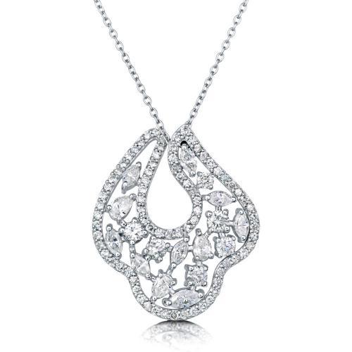 תליון יהלומים מיוחד