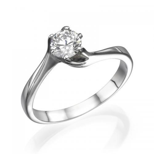 טבעת יהלום אירוסין - סוויט פריז