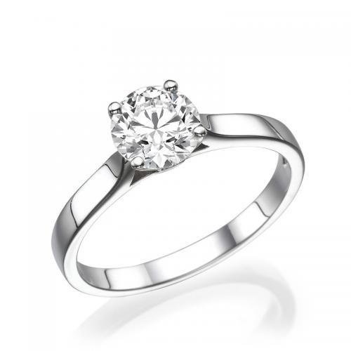 טבעת יהלום אירוסין - איטליה