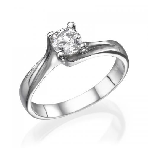 טבעת יהלום אירוסין - סוויט איטליה