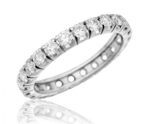 טבעת יהלומים מעוצבת RDR012