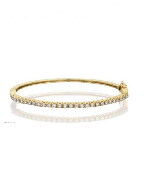 צמיד טניס יהלומים bd013