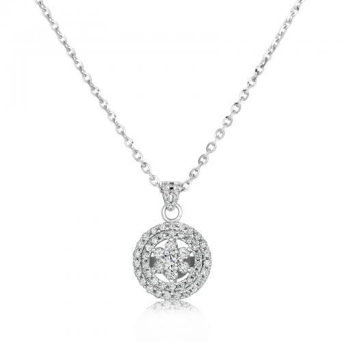 תליון יהלומים ND015