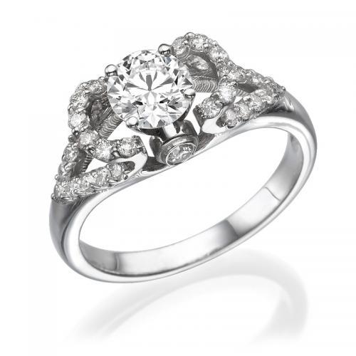 טבעת יהלום אירוסין - קאן