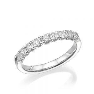 טבעת יהלומים מעוצבת RDR005