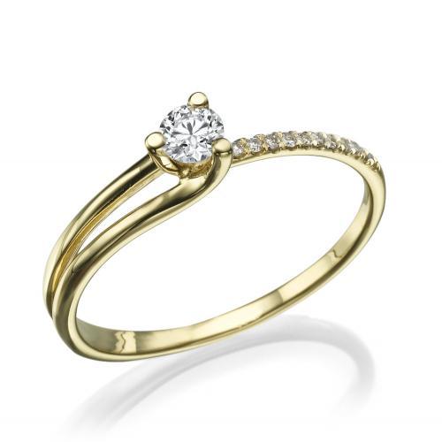 טבעת אירוסין- סוויט קלאסית