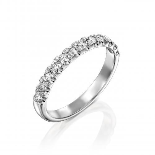 טבעת יהלומים מעוצבת RDR035