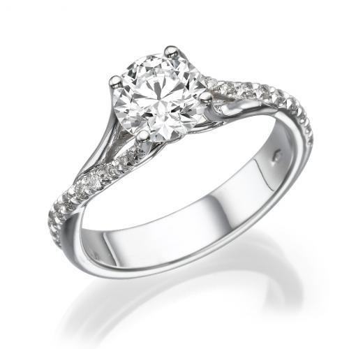 הצעד הראשון בקניית טבעת אירוסין