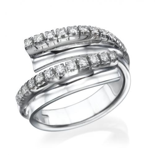 טבעת יהלומים סוויט