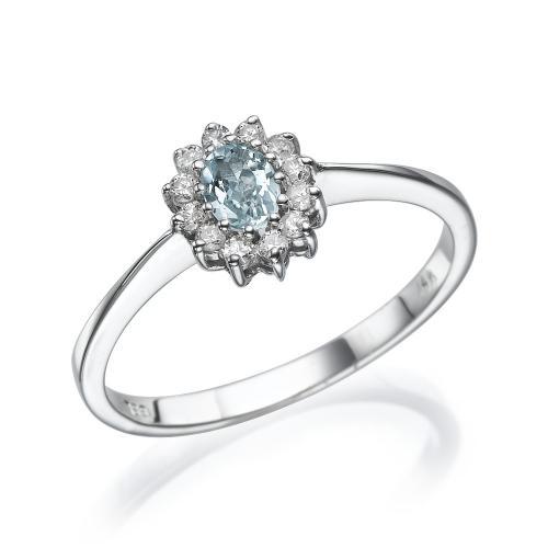 טבעת יהלום - דיינה אקומרין