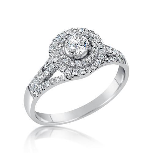 טבעת יהלום פירו מליאנו