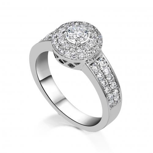 טבעת יהלומים אירוסין - ונציה
