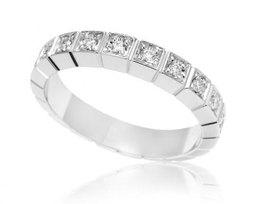 טבעת יהלומים מעוצבת RDR007