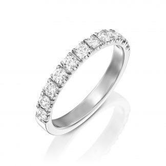 טבעת יהלום אירוסין A015