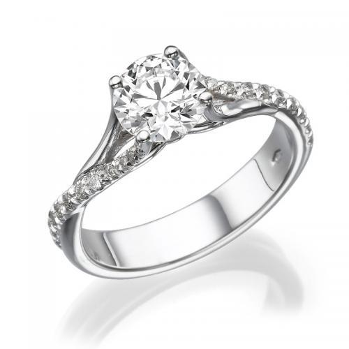 טבעת יהלום אירוסין - סוויט ונציה
